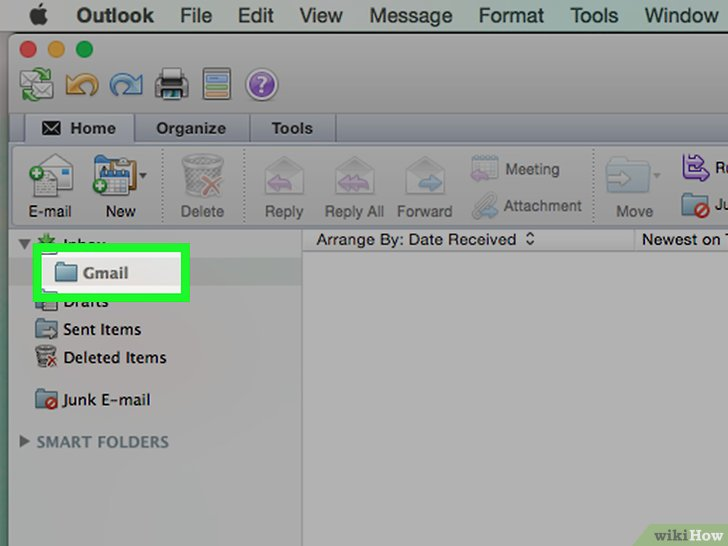 Tiêu đề ảnh Sync Outlook With Gmail Step 10